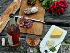 8 Best #Snacks to Serve with Wine ... - Food