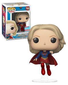 Dc Comics, Superman Love, Funko Pop Dolls, Supergirl Comic, Super Hero Outfits, Disney Pop, Pop Television, Pop Figures, Harry Potter Memes
