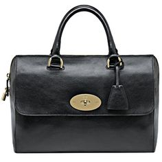 Mulberry's new Del Ray handbag--yes named after singing sensation Lana Del Ray