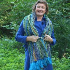 92 Beste Afbeeldingen Van Haken Rechte Sjaal Crochet Clothes