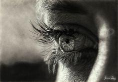 Por Amor al Arte: Dibujos Fotorealistas de Jono Dry