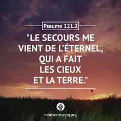 REDE MISSIONÁRIA: LE SECOURS (PSAUME 121:2)