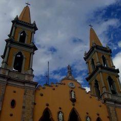 Cathedral in Mazatlan, Mexico