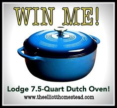 Lodge Dutch Oven