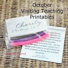 Oct 2015, Perspective: Visiting Teaching October: Filled With Charity and Love