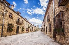 Pedraza village, Segovia, Castilla y Leon