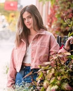 Girl in the city senior photos, backlit senior pictures Urban Senior Portraits, Senior Pictures, High School Seniors, White Photography, Family Photographer, Denim Skirt, City, People, Fashion