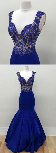 Elegant Prom Dress,Sleeveless Mermaid Prom Dress,Long Prom Dresses