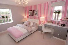 A Pink Showhome