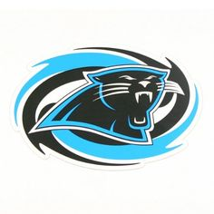 "NFL Home/Car Large Sports Magnet (Measures 11"" x 8"") - Carolina Panthers by NFL. Save 90 Off!. $0.99. Show your team spirit with this officially licensed NFL magnet. Great for your home, office, or car."