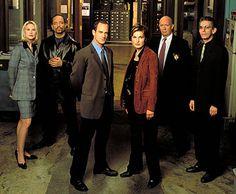 SVU cast pic season 2