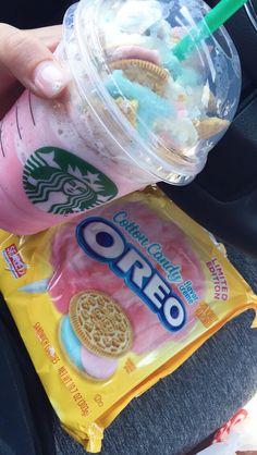 ♡ Breakfast at ♡ Bebidas Do Starbucks, Starbucks Secret Menu Drinks, Starbucks Recipes, Starbucks Coffee, Coffee Recipes, Fun Drinks, Yummy Drinks, Yummy Food, Frappe