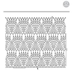"Crochet: ""gray skirt"" - maomao - I move your feet"