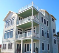 Pet Friendly Luxury Direct Beach Front - Fall and Winter Dates Available