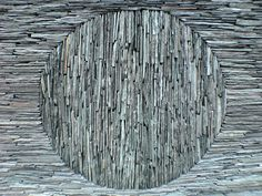 An Andy Goldsworthy Sheepfold near Coniston. Details Here Andy Goldsworthy, Abstract Sculpture, Wood Sculpture, Metal Sculptures, Bronze Sculpture, Nature Vs Nurture, Environmental Art, Still Life Photography, Public Art