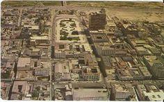 Monterrey N.L. año 1960