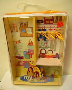 2004 4742 Target Stores Barbie My Design Scene Cases   eBay