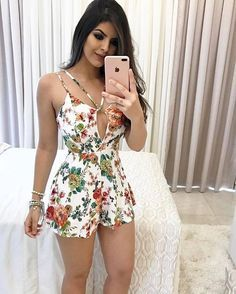 – Designer Fashion Tips Casual Outfits, Summer Outfits, Cute Outfits, Girl Fashion, Womens Fashion, Fashion Tips, Outfit Trends, Playsuits, Summer Wear