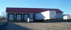 Entrepôt Transport Martin Roy Rouyn-Noranda, Abitibi-Témiscamingue