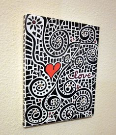 Love Mosaic Original