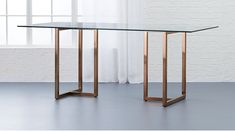 Glass Rectangle Dining Room Table Best Of Silverado Rectangular Dining Table Small Living Room Design, Dining Room Design, Interior Design Living Room, Glass Dining Room Table, Dining Tables, Fine Dining, Dining Room Furniture, Dining Rooms, Centerpiece