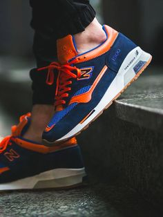 New Balance 1500 NO - 2016 (by worldbox) Buy it: Allike / Foot District / Afew / Overkill / More shops