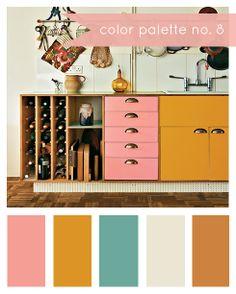 color palette no. 8