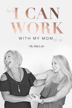 Like mother, like daughter. These Mary Kay Independent Beauty Consultants are turning work into a family affair. Are you passionate about beauty? Experience the success and flexibility of owning your own Mary Kay business. Click to learn more.