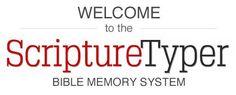 Scripture Typer- FREE Bible Memorization Tools