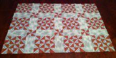 Solala Quilts, Pinwheel Quilt Top