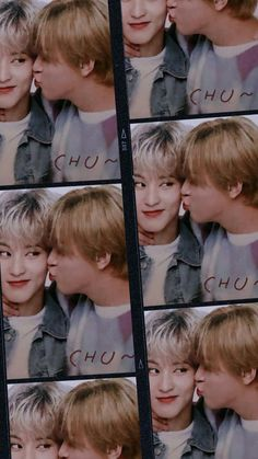Korean Best Friends, Nct Album, Nct Yuta, Mark Nct, Cho A, Kpop Couples, Rainbow Wallpaper, Pop Collection, Nct 127