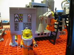 Bricking Bad, A Breaking Bad LEGO Meth Lab --- #lego #tv #show