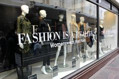 #VFTO Womens Fashion Floor now open upstairs in #voisinsjersey. Click to explore the brands & shop online...