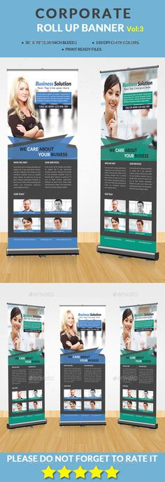 FEATURES:  ?2 Different Colors ?Easy to change Colors ?All Text are Editable ?30 x 70 (1.00 Inch bleed.) ?150 DPI CMYK Colors. ?Pr