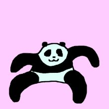 Trending GIF dance animation art happy cute yes pink kawaii yeah yay panda bounce cheer happy dance squad hooray pandas you did it nicky rojo we did it fam Panda Facts For Kids, Panda Gif, Happy Panda, Gif Dance, Adventure Games, Cat Gif, Funny Kids, Things That Bounce, Disney Characters