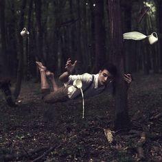 Alice in wonderland,male version