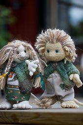 Ravelry: Crochet Forest Troll pattern by Anita Schaeder