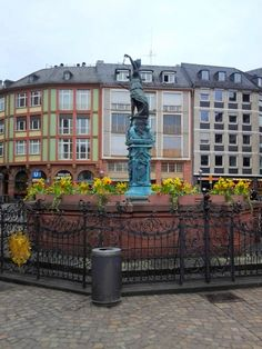 Römerberg Frankfurt am Main Alemanha
