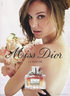 Natalie Portman by Tim Walker for Miss Dior Cherie Perfume Ad - one of my favorite shoots