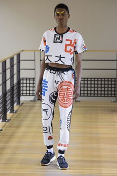 Andrea Crews SpringSummer 2016 Collection - Paris Fashion Week - DerriusPierreCom (4)