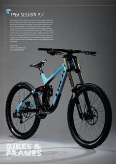 Trek DH Bike