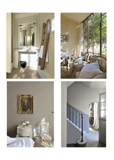 """House of the designer of Vox Populi Pascale Palun in Avignon,  CS123, """"La récup' chic,""""  16 pictures available on request for book and press publishingDownload  here the low res pictures and the PDF of the feature"""