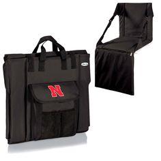 Nebraska Cornhuskers Stadium Seat - Black - $42.74