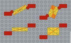 Prinzip der getauschten Diagonalen