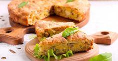 En un tour de fouet, elle emballe toute la tablée sans peser: hybride savoureux et osé, la quiche sans pâte est un essai transformé en véritable succès!