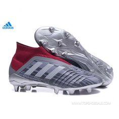 b658601a215 2018 FIFA World Cup adidas PP Predator 18+ FG AC7457 Iron Metallic Iron  Metallic