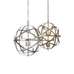 Pendant Sphere design by Barbara Cosgrove