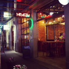 Mexicali Fresh in Newmarket, Auckland - Grab the paleo salad!