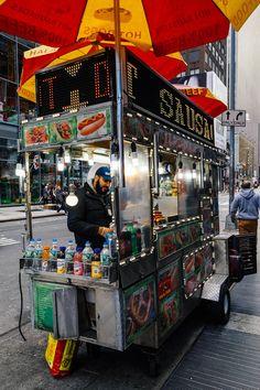 Cyberpunk, Fries, New York, Nice, New York City, Nyc, Nice France