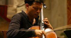 (Live) Vivaldi cello concert  RV 418 in A minor Davide Amadio